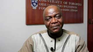 Professor George J. Sefa Dei on Education and Community