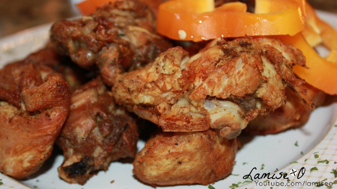 Haitian Chicken In Sauce
