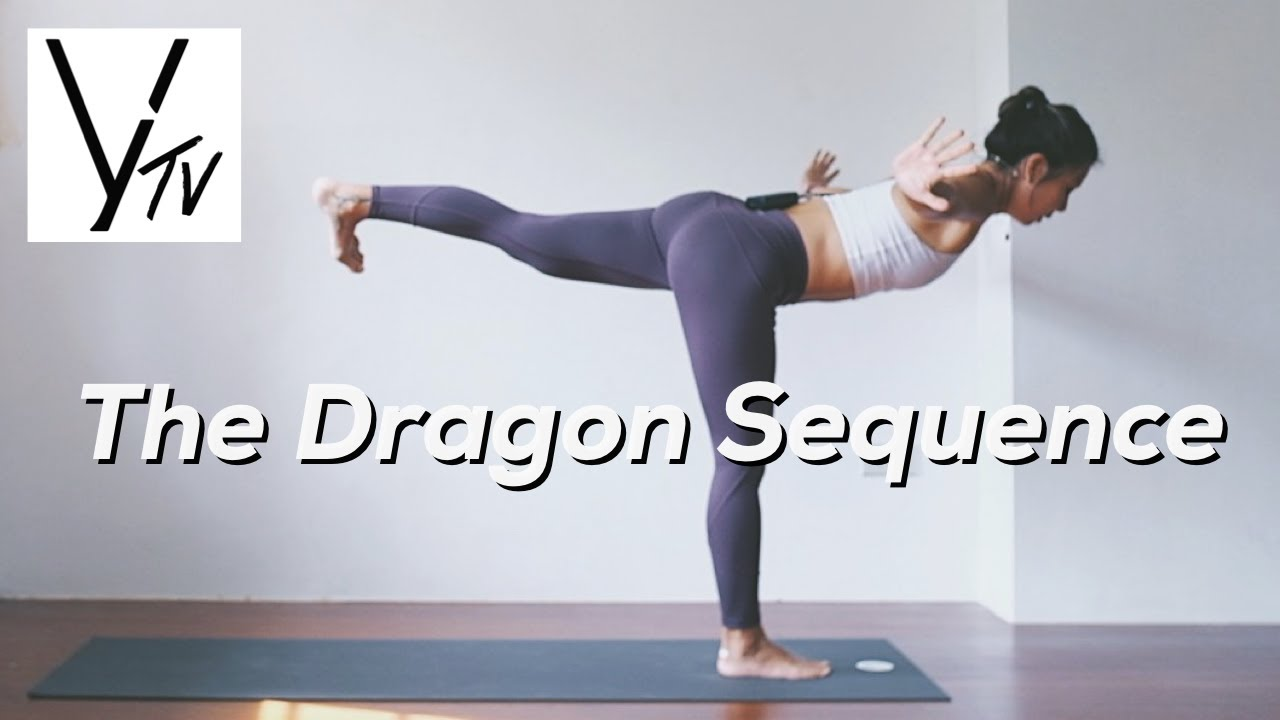 Yoga Lab TV | Standing Yoga Flow: The Dragon Sequence with Cheryl Lin