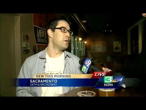Sacramento brewery to celebrate grand opening