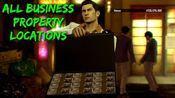 Yakuza 0 - All Business Property Locations