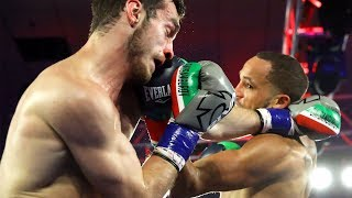 Bravo! Rob Brant Defends Middleweight Title