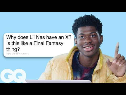 Lil Nas X Goes Undercover on Reddit, Twitter and Instagram | GQ
