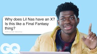 Lil Nas X Goes Undercover On Reddit Twitter And Instagram Gq MP3