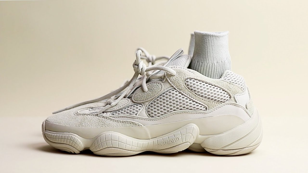 feceafed569 Matching Socks for any Yeezy 500 colorways (On Feet ) + 25K Subscribers