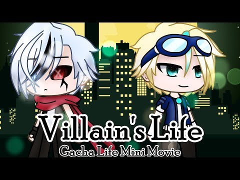 Villain's Life  ||  Gacha Life  ||  Original Mini-Movie