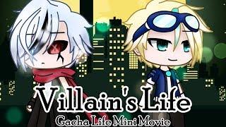 Villain's Life  ||  Gacha Life  ||  Original Mini-Movie