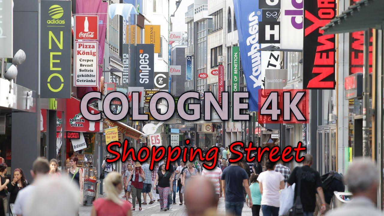 shopping köln