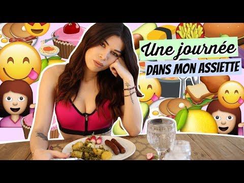 Une Journée Dans Mon Assiette (Healthy, Gourmand & Recettes Faciles)