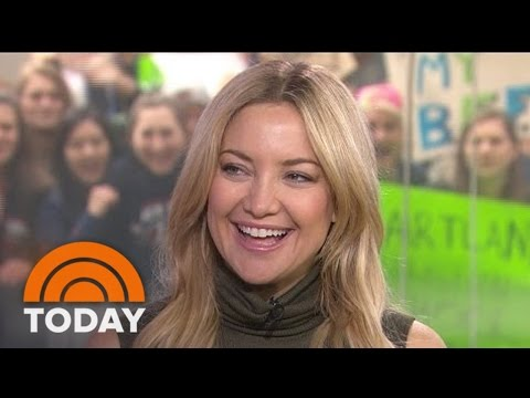 Kate Hudson On 'Mother's Day' And Her 'Hot Mess' Parties | TODAY
