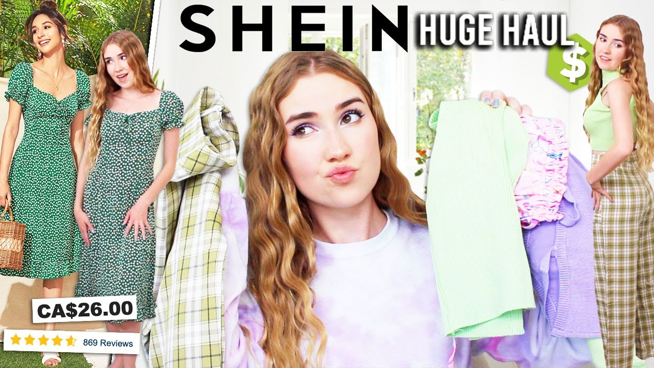 Download Huge SHEIN Clothing Haul.. NOT SPONSORED !!