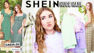 Huge SHEIN Clothing Haul.. NOT SPONSORED !! screenshot 5