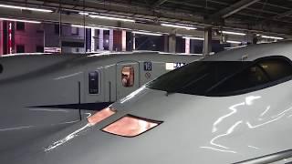 【ひかり525号】東海道新幹線名古屋駅より新大阪行に乗車  #HIROYUKIZ 2018