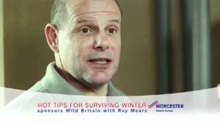 Winter energy saving tips from Worcester, Bosch Group Thumbnail