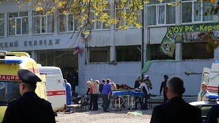 Трагедия в Керчи: жертв всё больше