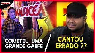 Barões da Pisadinha são bastante criticados após cantar no fantastico , Priscila Senna comete Gafe