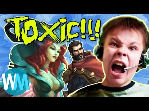 Download Youtube: Top 10 Most Toxic Video Game Communities