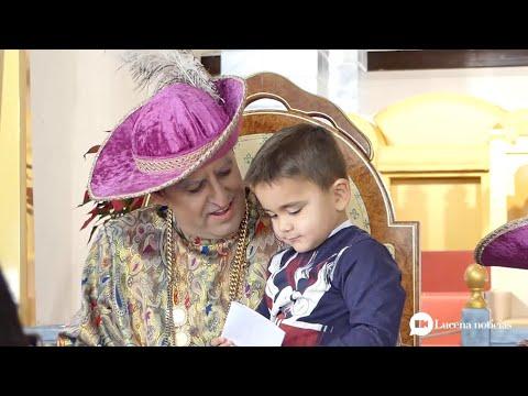 VÍDEO: Alrededor de 3000 niños han pasado hoy a dejar sus cartas a los Mensajeros Reales