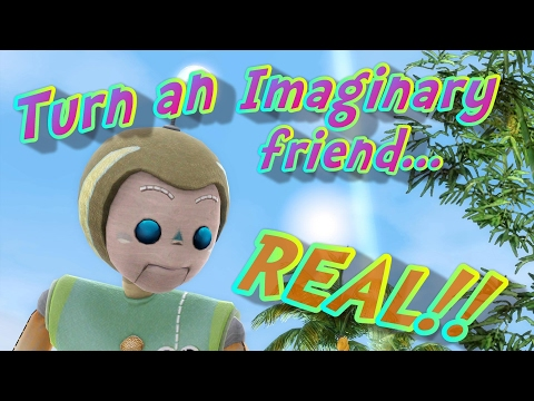 The Sims 3 Generations | Imaginary Friend turned REAL! | Fugly or Cute Sim?