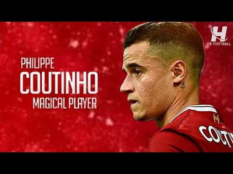Philippe Coutinho 2017 ● The Little Magician ● Crazy Skills & Goals HD