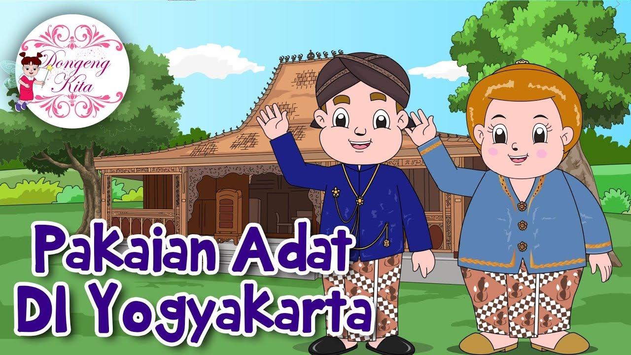 Pakaian Adat Jawa Barat Budaya Indonesia Dongeng Kita Youtube
