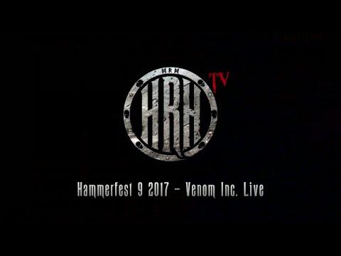HRH TV - Venom Inc Live @ Hammerfest 9