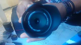 cheapest professional camera ever with lens unboxing polo sharpshots D7200 33MP