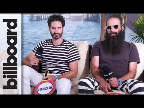 Capital Cities Rick Ross Collaboration - How It Happened | Billboard Hot 100 Fest