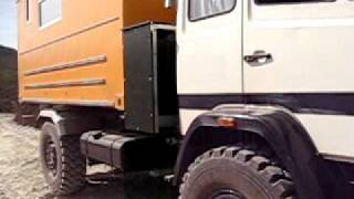 Mercedes Benz -KnutsGarage- 4x4 Piste Korsika