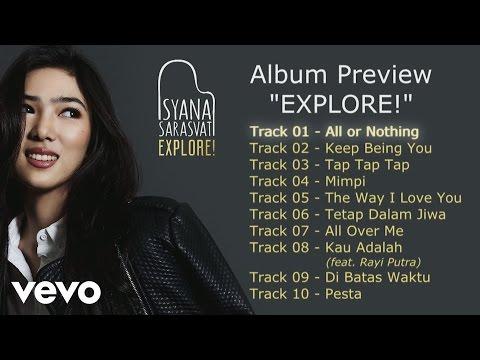 Isyana Sarasvati - EXPLORE! Album Preview