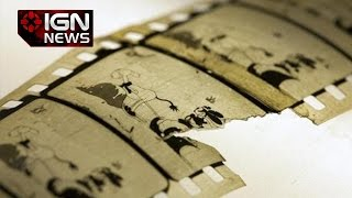 Missing Walt Disney Animated Short From 1927 Found - IGN News