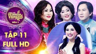 Đường đến danh ca vọng cổ 2 | tập 11 full: HLV Kim Tử Long bất ngờ cho học trò hát hit của Mỹ Tâm thumbnail