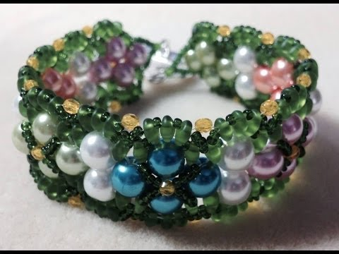 Make a double hugs & kisses bracelet youtube.