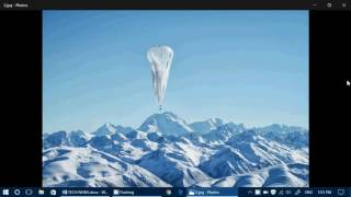 Windows Technology news February 17th 2017 Google project loon microsoft play store and more