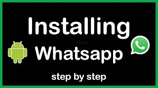 Gambar cover How to install whatsapp apk on android phone