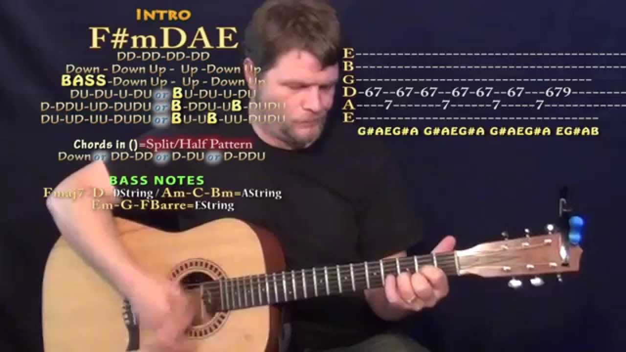 Flights Jack Jack Guitar Lesson Chord Chart No Capo Youtube