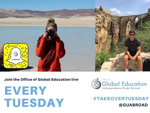 Hailey Maher's #TakeoverTuesday in Madrid, Spain