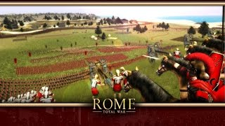 ROME TOTAL WAR Barbarian Invasion - 1 (Very Hard). Империум