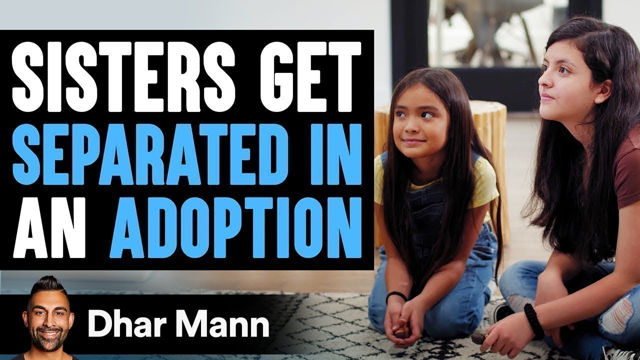 Sisters Get Separated In Adoption, Ending Is Shocking | Dhar Mann