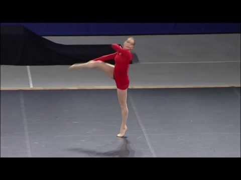 Heart Cry   Arnika Matko Juvančič   modern junior world champion 2012   choreographed by Mitja Popov