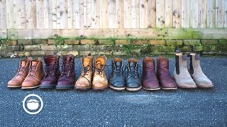 Boots Built to Last | Carlos Costa