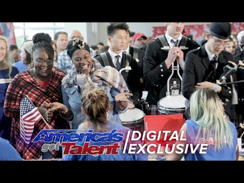 Houston Brings The Talent to AGT Auditions - America's Got Talent 2017