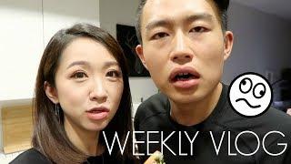WEEKLY VLOG #5   跟我过一周 (拔智齿、懒蛋蛋咖喱、无敌忙的一周)