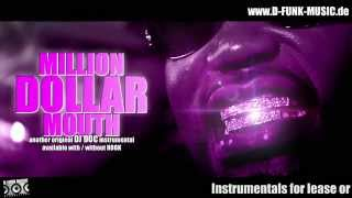 "Trap instrumental ""MILLION DOLLAR MOUTH"" w/HOOK Gucci / Juicy J type beat"