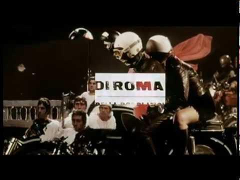 Roma 1972 Federico Fellini Trailer