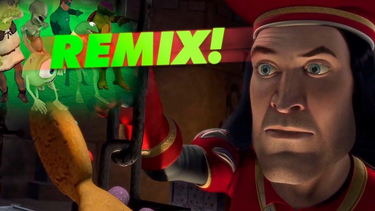 PIN PON - Shrek remix! #1