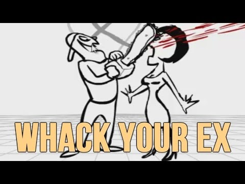 top 10 ways to get revenge on your ex-girlfriend - whack your ex