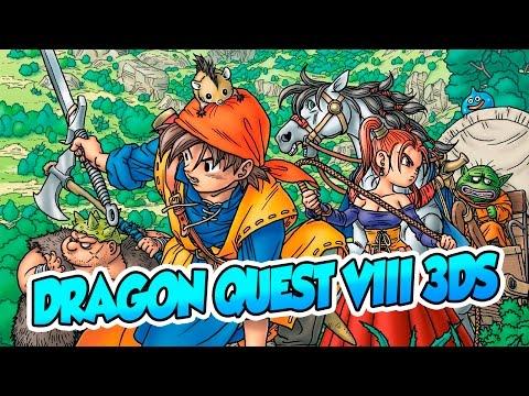 El pueblo racista XD - Dragon Quest VIII (3DS) en Español