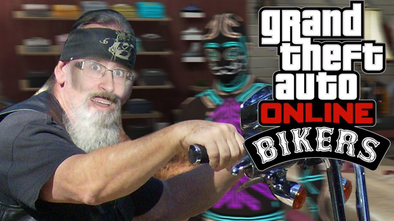 NAJLEPSZY KLUB MOTOCYKLOWY! – GTA Online