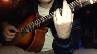 KHI NGƯỜI MÌNH YÊU KHÓC (phan mạnh quỳnh) - guitar acoustic cover